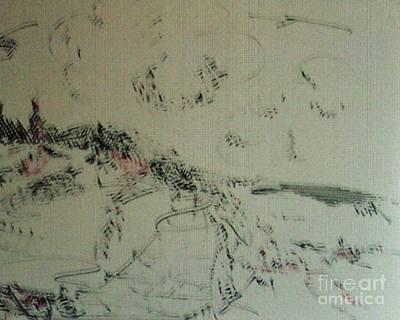Drawing - Rfb0215 by Robert F Battles