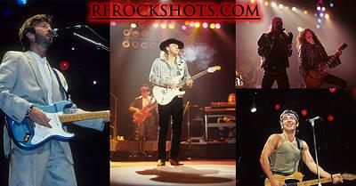 Photograph - Rfrockshots.com by Rich Fuscia