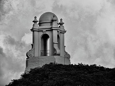 Photograph - Rh Cupola Study 1 by Robert Meyers-Lussier