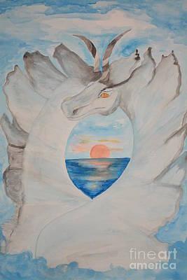 Painting - Rhaegos by Maria Urso