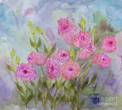 Painting - Rhapsody by Barrie Stark