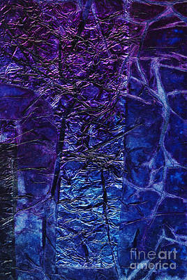 Montage Mixed Media - Rhapsody Of Colors 14 by Elisabeth Witte - Printscapes