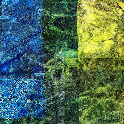 Mixed Media - Rhapsody Of Colors 6 by Elisabeth Witte - Printscapes
