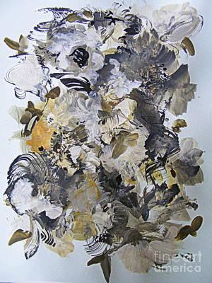Painting - Rhapsody Of Spring by Nancy Kane Chapman