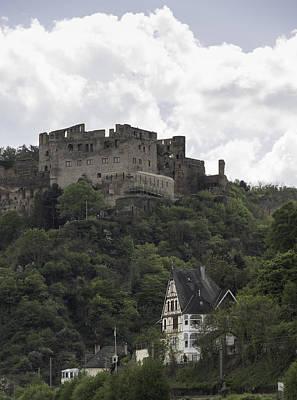 Teresa A Mucha Photograph - Rheinfels Castle 06 by Teresa Mucha