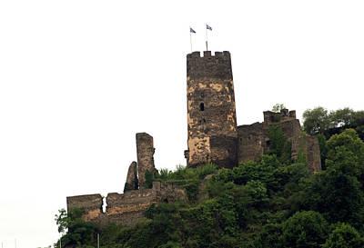 Photograph - Rhine River 45 Koblenz by Steve Breslow