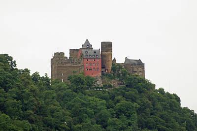 Photograph - Rhine River 50 Koblenz by Steve Breslow