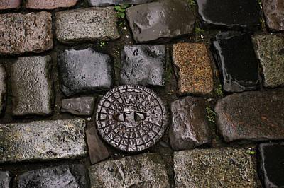 Digital Art - Rhine River 52 Cologne by Steve Breslow
