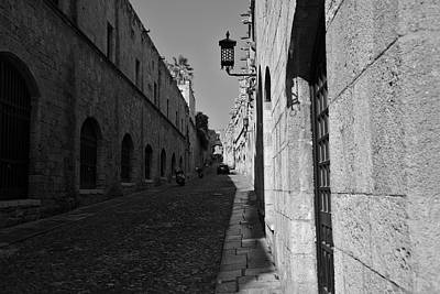 Photograph - Rhodes Greece by Cendrine Marrouat