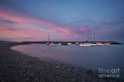 Colwyn Bay Photograph - Rhos-on-sea At Sunset by Rawshutterbug