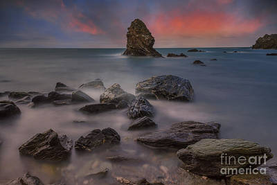 Photograph - Rhoscolyn Rocks by Ian Mitchell