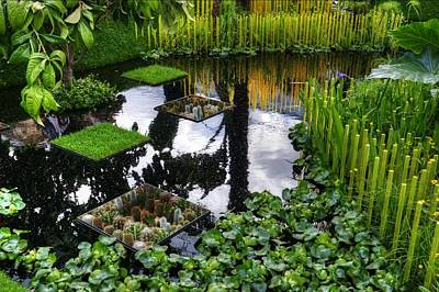 Photograph - Rhs Chelsea World Vision Garden by Chris Day