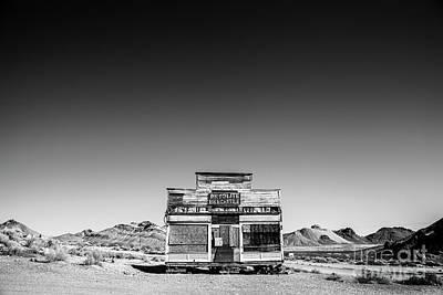 Photograph - Rhyolite by Olivier Steiner