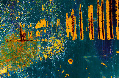 Photograph - Rhythm Composition by Lynn Hansen
