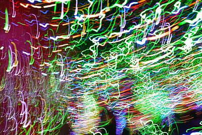 Photograph - Rhythm Of Light 1 by Wendy Le Ber
