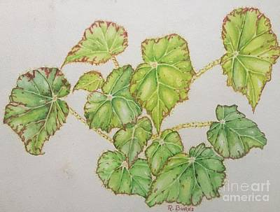 Painting - Rhythm Of The Leaves by Randy Burns