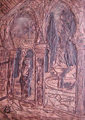 Riad 2008 Art Print by Mohamed-Hosni Belkorchi