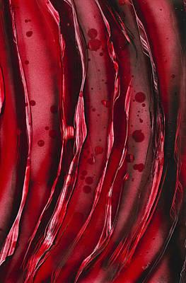 Painting - Rib Cage by Jason Girard