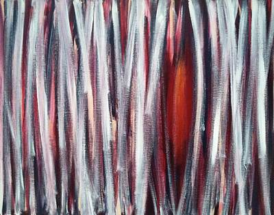 Painting - Rib Cage by Rebecca Gilsdorf