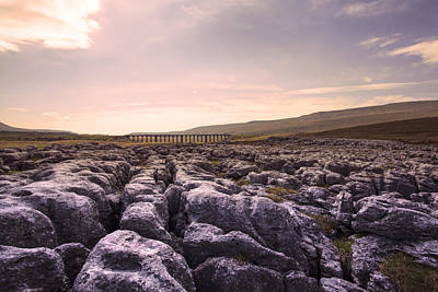 Photograph - Ribblehead  by Stewart Scott