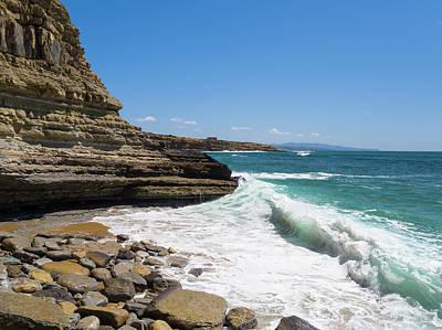 Photograph - Ribeira D'ilhas by Edgar Laureano