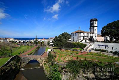Ribeira Grande - Azores Islands Art Print by Gaspar Avila
