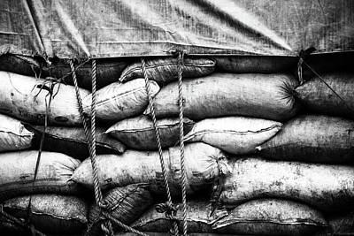 Photograph - Rice Wrap by Jez C Self