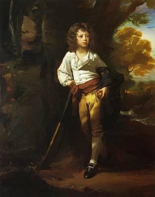 Painting - Richard Heber 1782 by Copley John Singleton