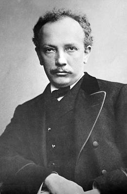 Bsloc Photograph - Richard Strauss 1864-1949, German by Everett