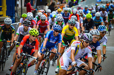 Richmond 2015 Art Print