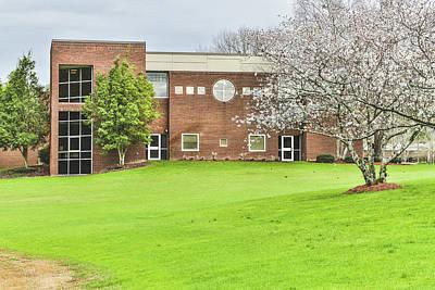 Photograph - Richmond Community College by Jimmy McDonald