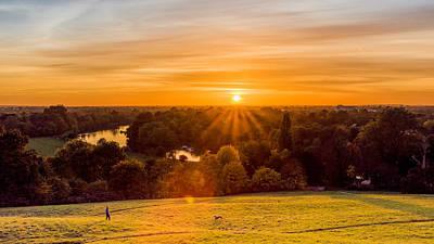 Photograph - Richmond Hill by Matt Malloy