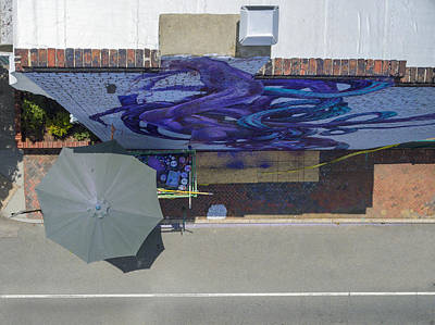 Moody Trees - Richmond Mural Project Taylor White 2 by Creative Dog Media