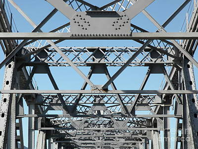 Photograph - Richmond San Rafael Bridge In California 5d21453 by San Francisco Art and Photography
