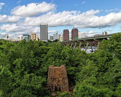 Photograph - Richmond View by Alan Raasch