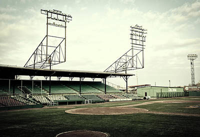 Photograph - Rickwood Field by L O C