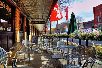 Photograph - Rico's Pub - Pullman Washington by David Patterson