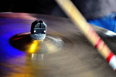 Ride The Cymbal Art Print