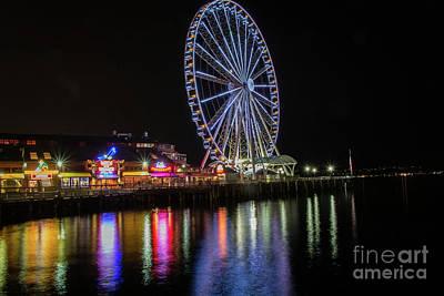 Photograph - Ride The Wheel by Deborah Klubertanz