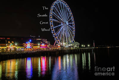 Photograph - Ride The Wheel I by Deborah Klubertanz