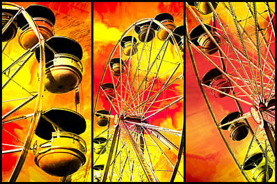 Photograph - Ride With Me by Carolyn Marshall
