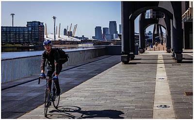 Photograph - Rider by Stewart Marsden
