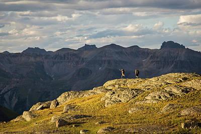 Photograph - Ridge Runners by Whit Richardson