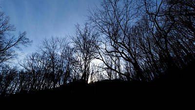 Photograph - Ridgeline by Van Sutherland