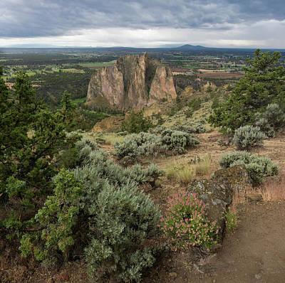 Photograph - Ridgeline Views by Steven Clark