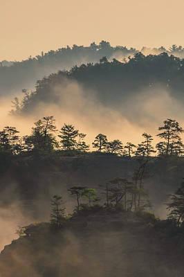 Photograph - Ridges by Ulrich Burkhalter