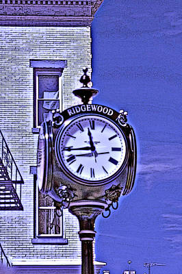 Ridgewood Time Art Print