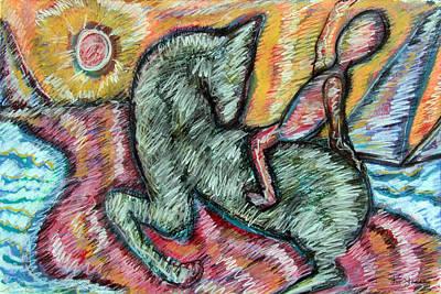 Pastel - Ridin' by Katt Yanda
