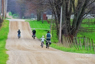 Photograph - Riding Home by David Arment