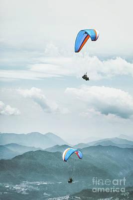 Photograph - Riding The Wind by Evelina Kremsdorf